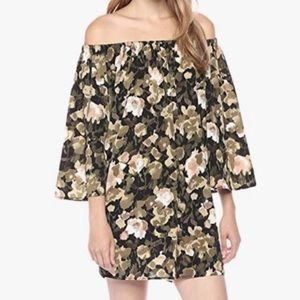 French Connection Adeline Off The Shoulder Dress